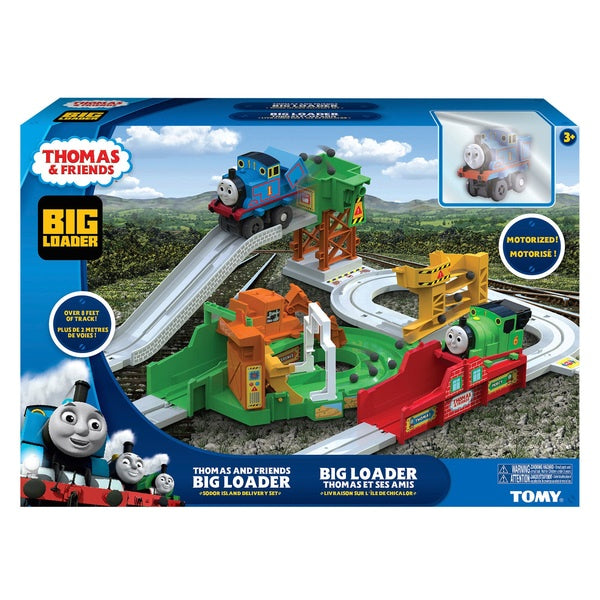 Thomas And Friends Big Loader Track Playset