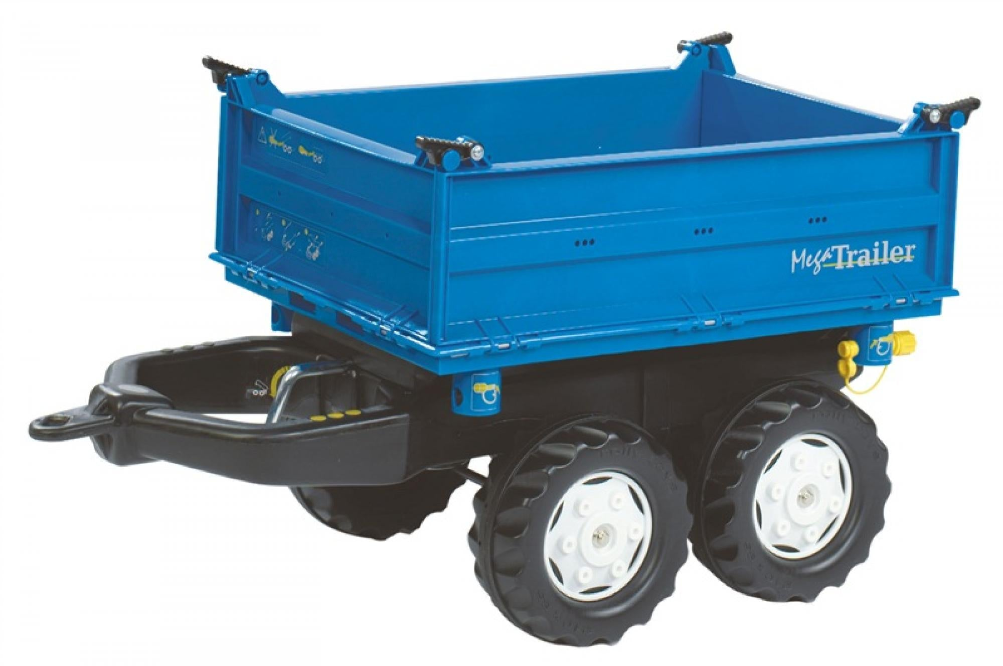 Rolly Mega Trailer Blue