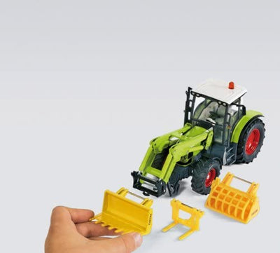 Siku 7070 Accessory Set For Front Loader