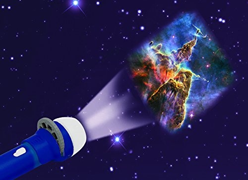 Brainstorm Space Projector Torch