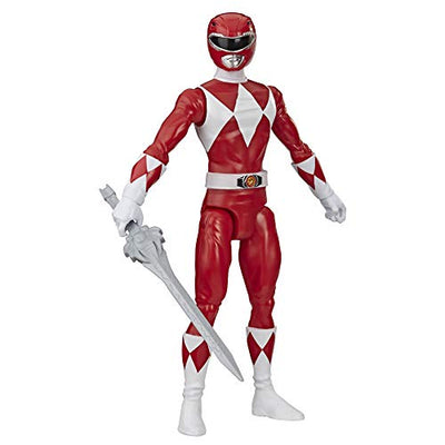 "Power Rangers Mighty Morphin' 12"" Action Figure Red Ranger"