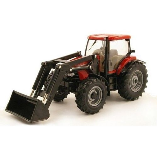 Britains 42688 Case IH Maxxum 110 Tractor And Loader 1:32