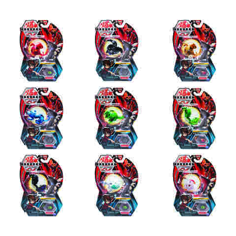 Bakugan Core 1 Pack Assortment