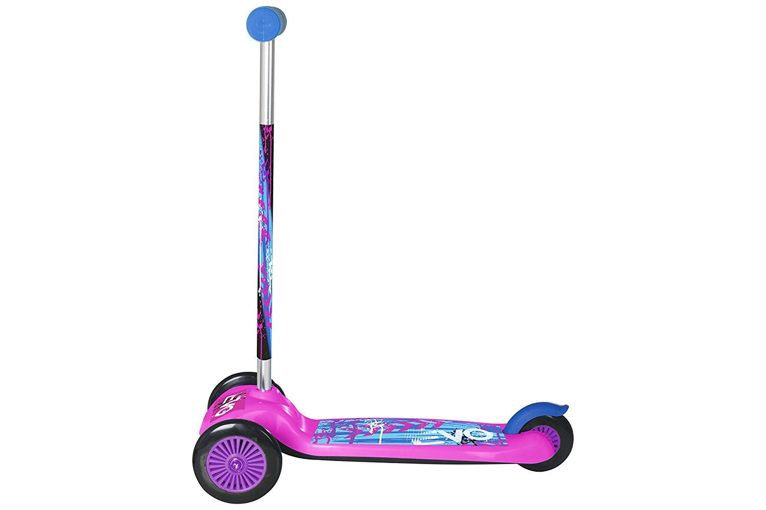 EVO Move N Groove Scooter Pink