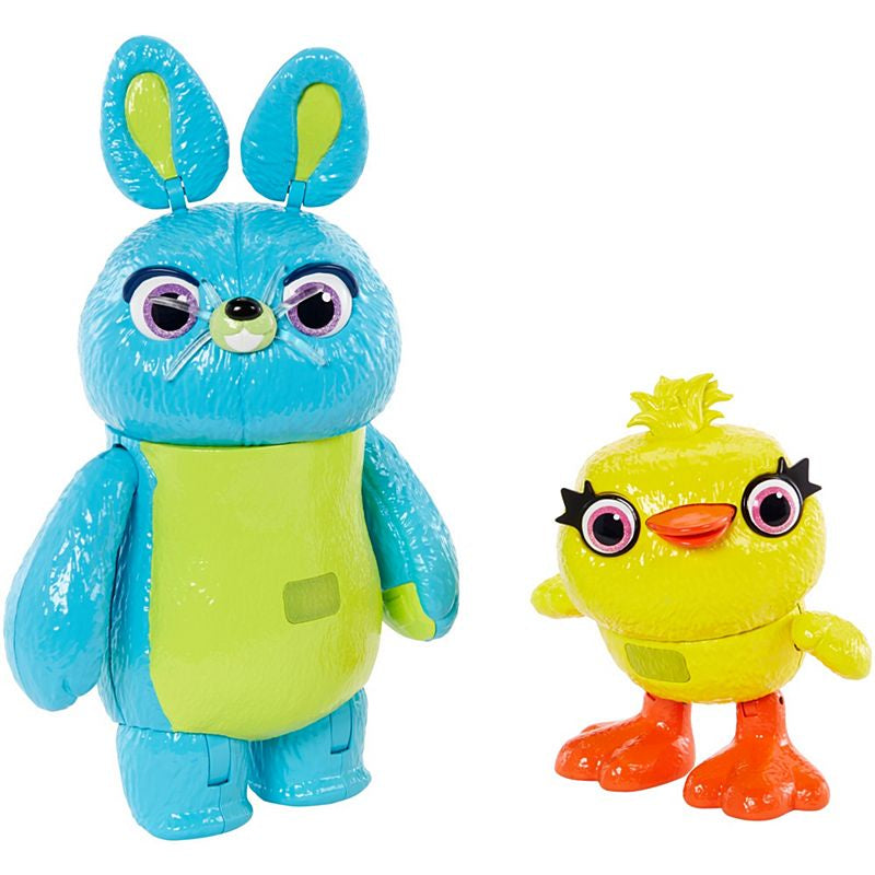 Toy Story 4 True Talkers Bunny & Ducky