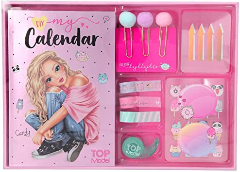 TOPModel Create Your Own Calender Playset