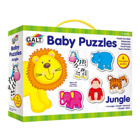Galt Baby Jigsaw Puzzle Jungle