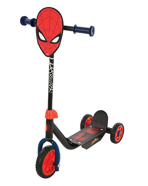 Spider-Man Deluxe Tri-Scooter