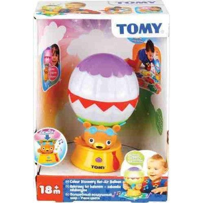 Tomy Colour Discovery Hot Air Balloon