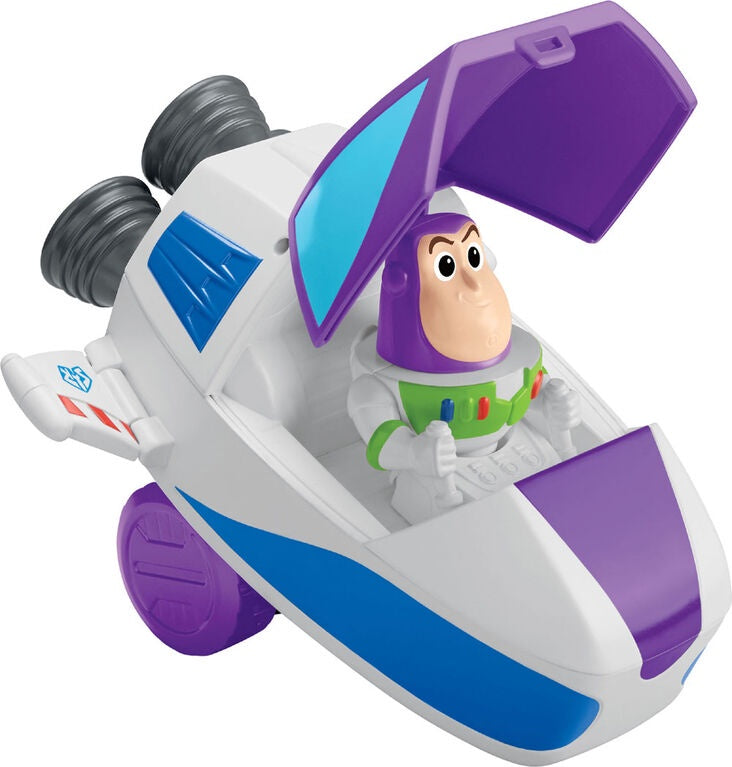 Toy Story Buzz Pop Up Spaceship Cruiser