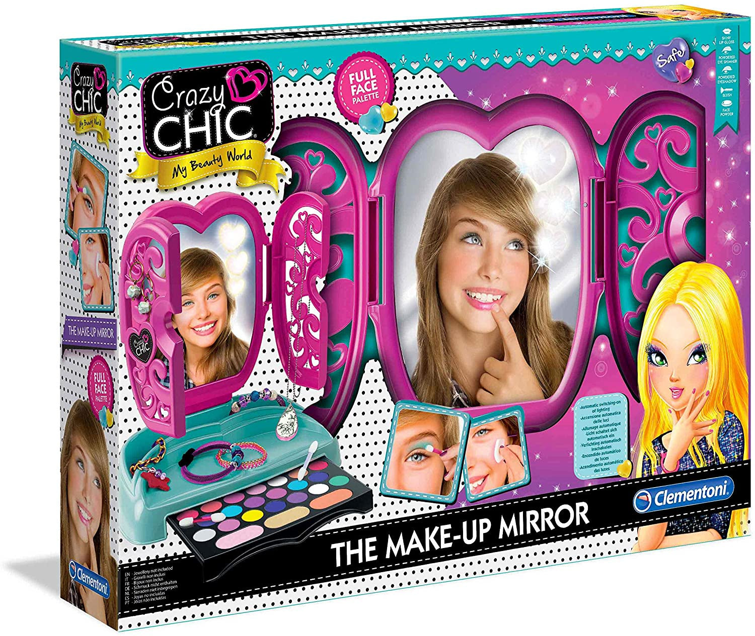 Crazy Chic Make Up The Make Up Mirror