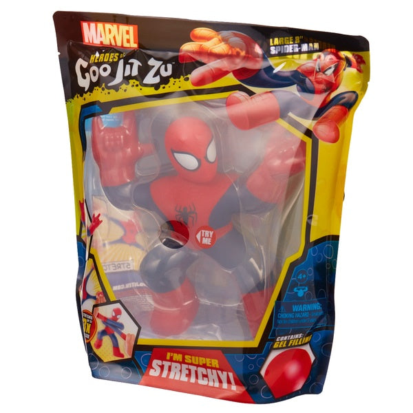 Heroes Of Goo Jit Zu Supergoo SpiderMan