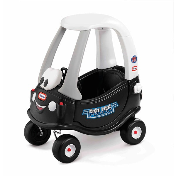 Little Tikes Patrol Police Cozy Coupe Car