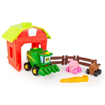 John Deere Build A Buddy Corey Playset
