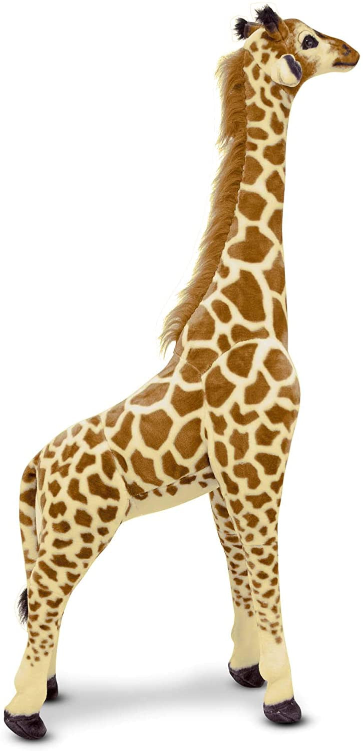 Melissa & Doug Large Plush Giraffe Soft Toy