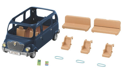 Sylvanian Families Bluebell Seven Seater Vehicle