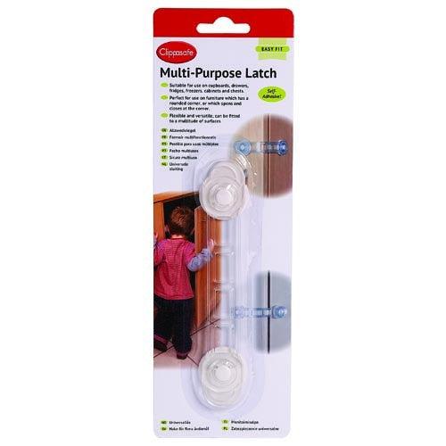 Clippasafe Multi Purpose Latch #84