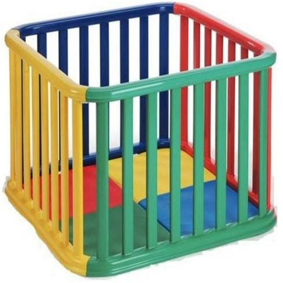Recinto Playpen Multi Colour