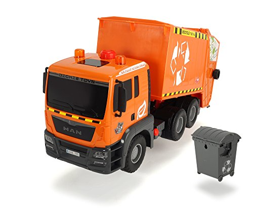 Dickie Toys Giant Garbage Truck