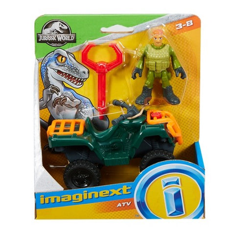 Imaginext Jurassic World ATV