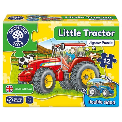 Orchard Toys Little Tractor Jigsaw Puzzle