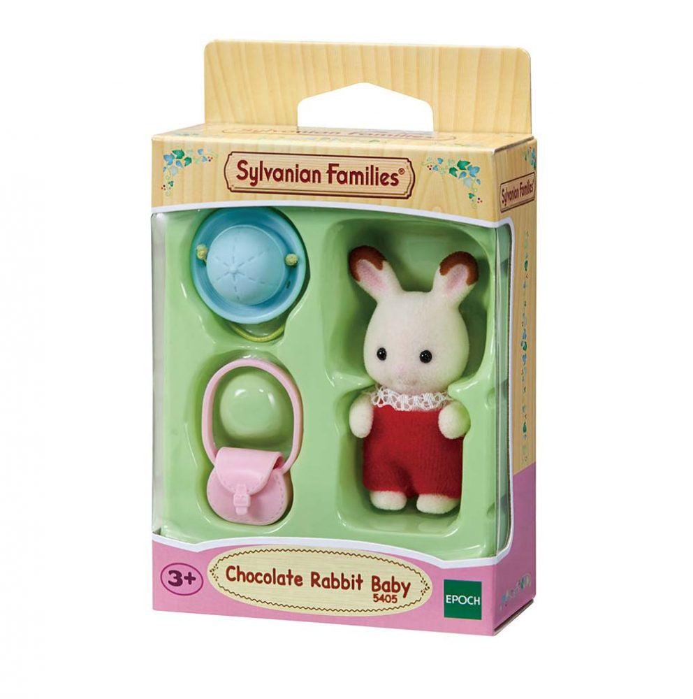Sylvanian Families Chocolate Baby Rabbit
