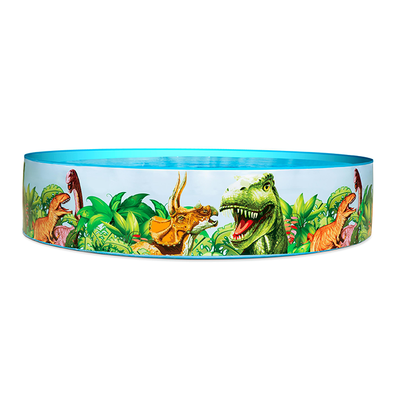 Bestway Fill N' Fun Dinosaur Pool 6Ft