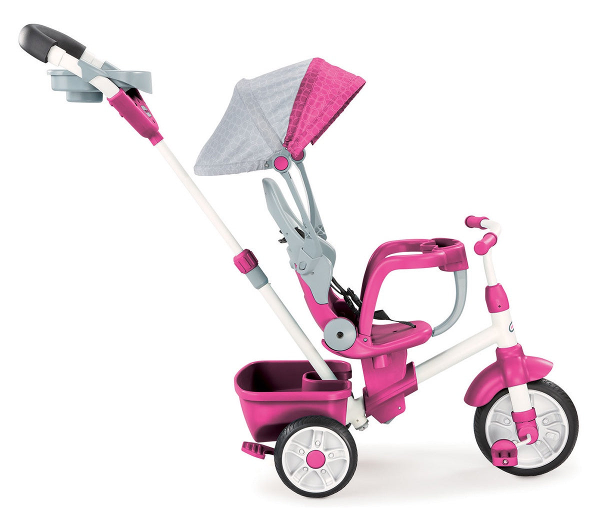 Little Tikes Perfect Fit 4 in 1 Trike Pink