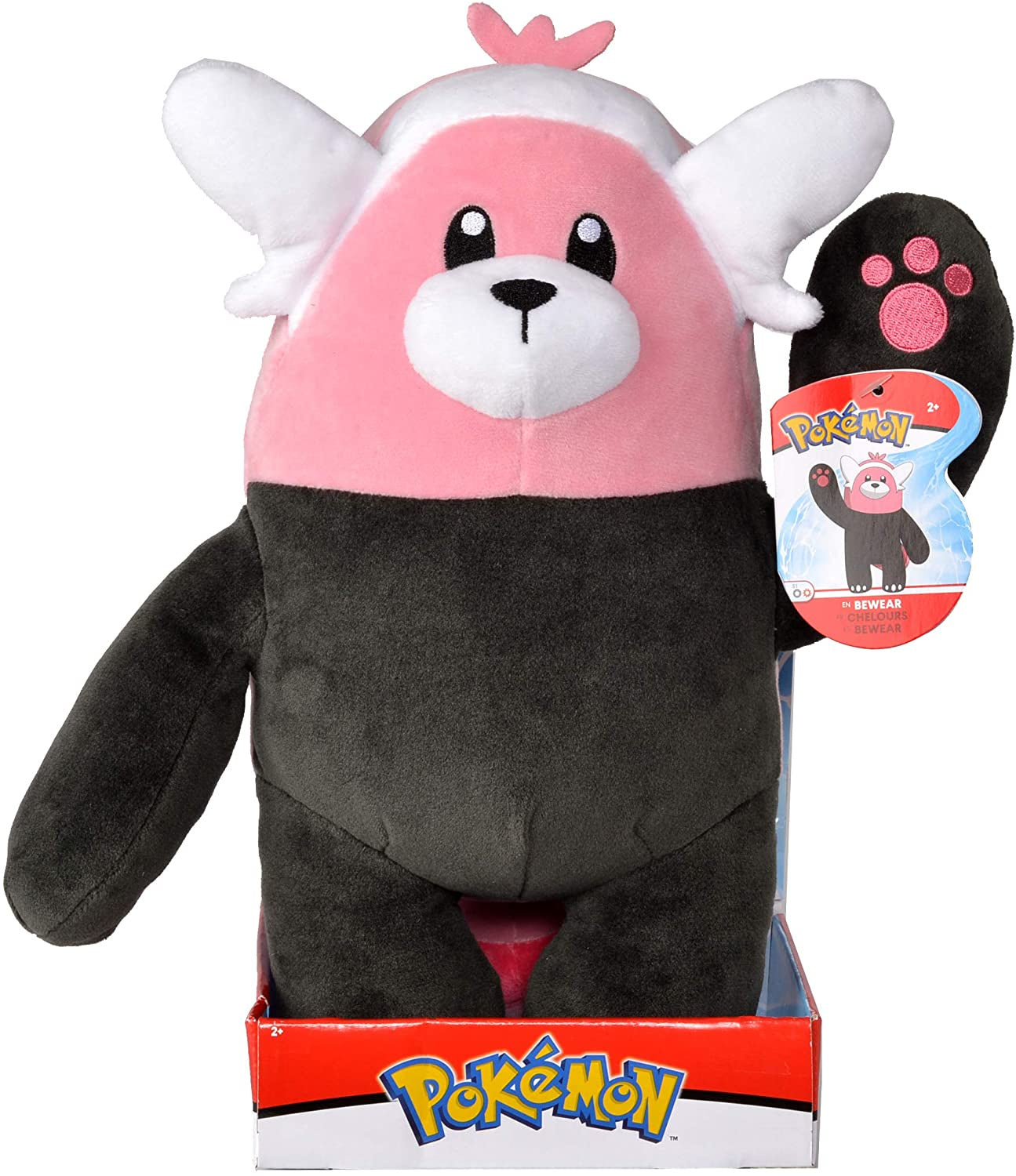 "Pokemon 12"" Plush Bewear"