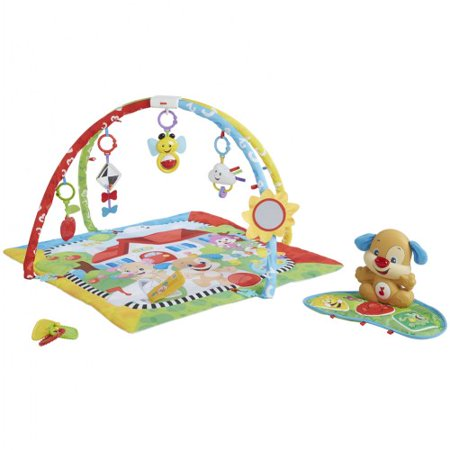 Fisher Price Laugh & Learn Puppy n' Pals Learning Gym