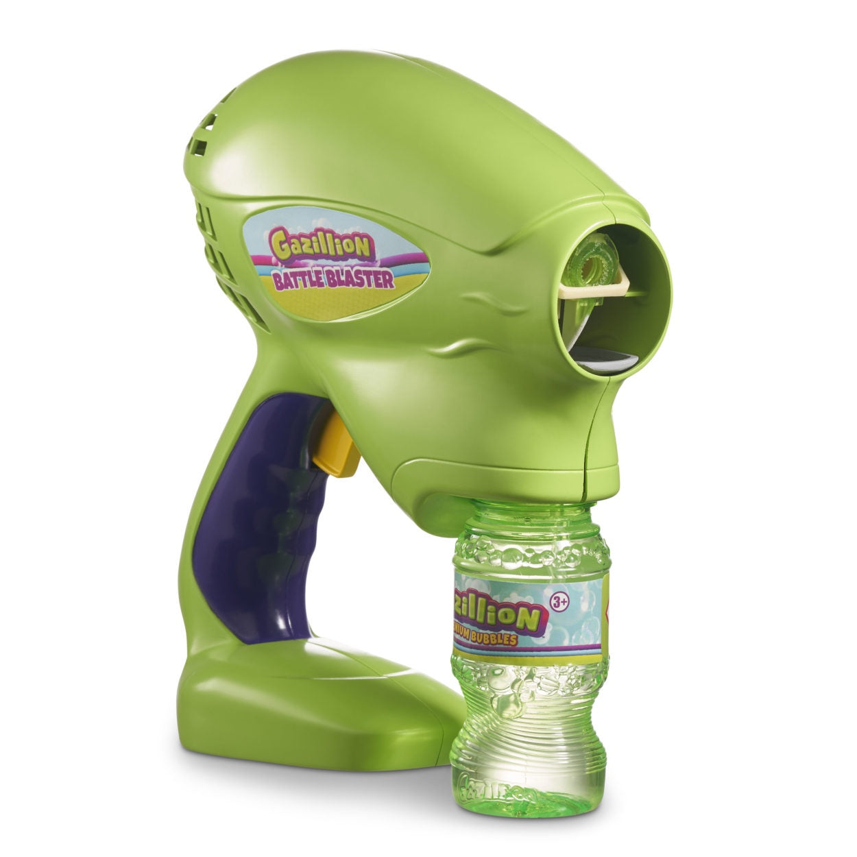 Gazillion Bubbles Battle Blaster