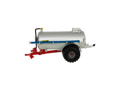 Britains 43238 NC Slurry Tanker Fieldside Silver 1:32