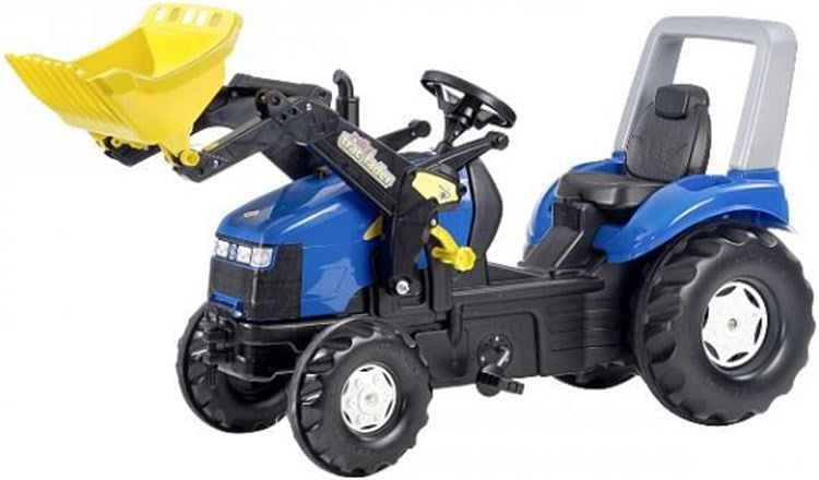 Rolly New Holland X-Trac with Front Loader