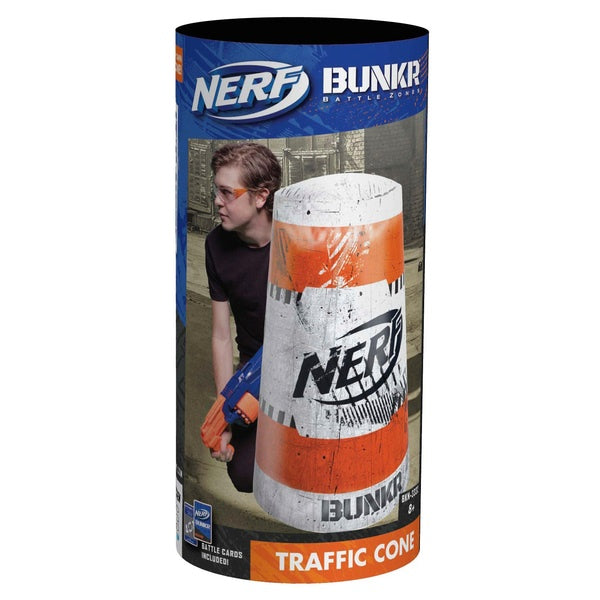 Nerf Bunker Battle Zone Traffic Cone