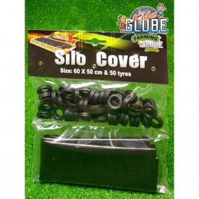 Kids Globe Silo Cover and Tyres