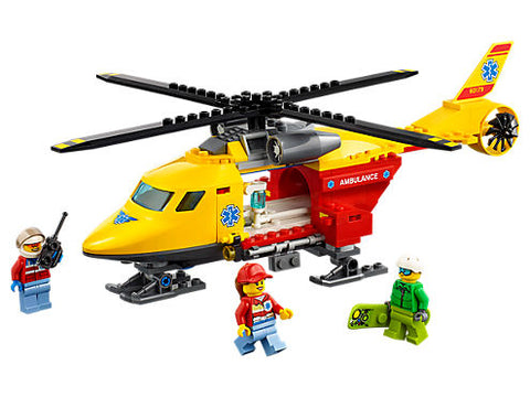 Lego City 60179 Ambulance Helicopter