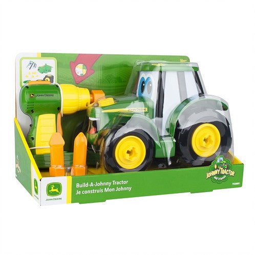 Tomy John Deere Build a Johnny Tractor
