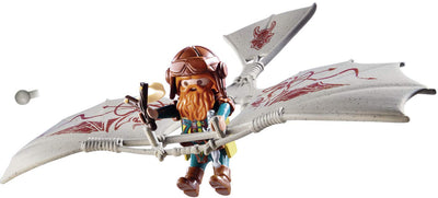 Playmobil Knights 9342 Dwarf Flyer