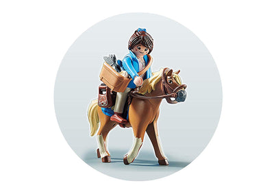 Playmobil the Movie 70072 Marla with Horse