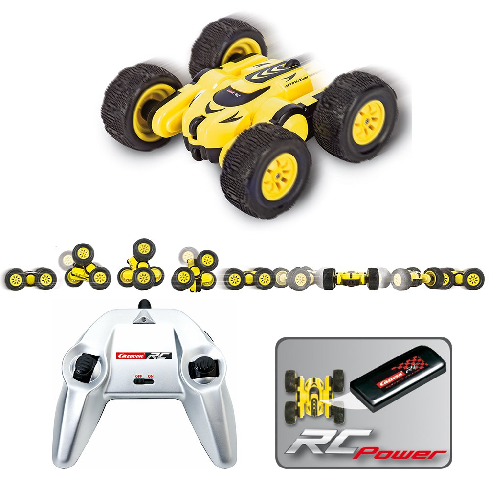 Carrera Mini Turnator 360 R/C Stunt Vehicle