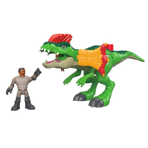 Imaginext Jurassic World Dilophosaurus