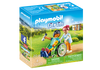 Playmobil City Life 70193 Patient In Wheelchair