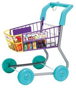 Casdon Little Shopper - Shopping Trolley