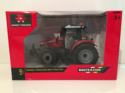 Britains 42898A2  Massey Fergusson 6613 Tractor 1:32