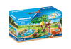 Playmobil Family Fun 70344 City Zoo Red Panda Habitat
