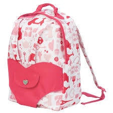 Our Generation Hop On Doll Carrier Back Pack