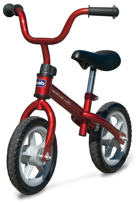 "Chicco Red Bullet 10"" Balance Bike"