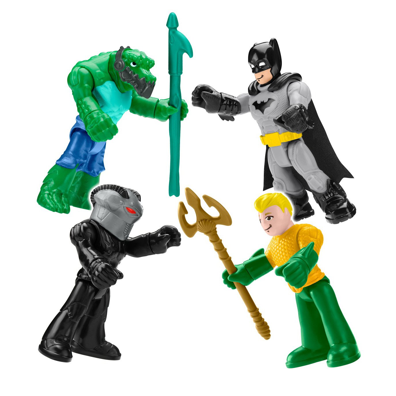 Imaginext DC Super Heroes & Villains