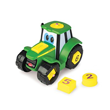 Tomy John Deere Learn and Pop Johnny Shape Sorter