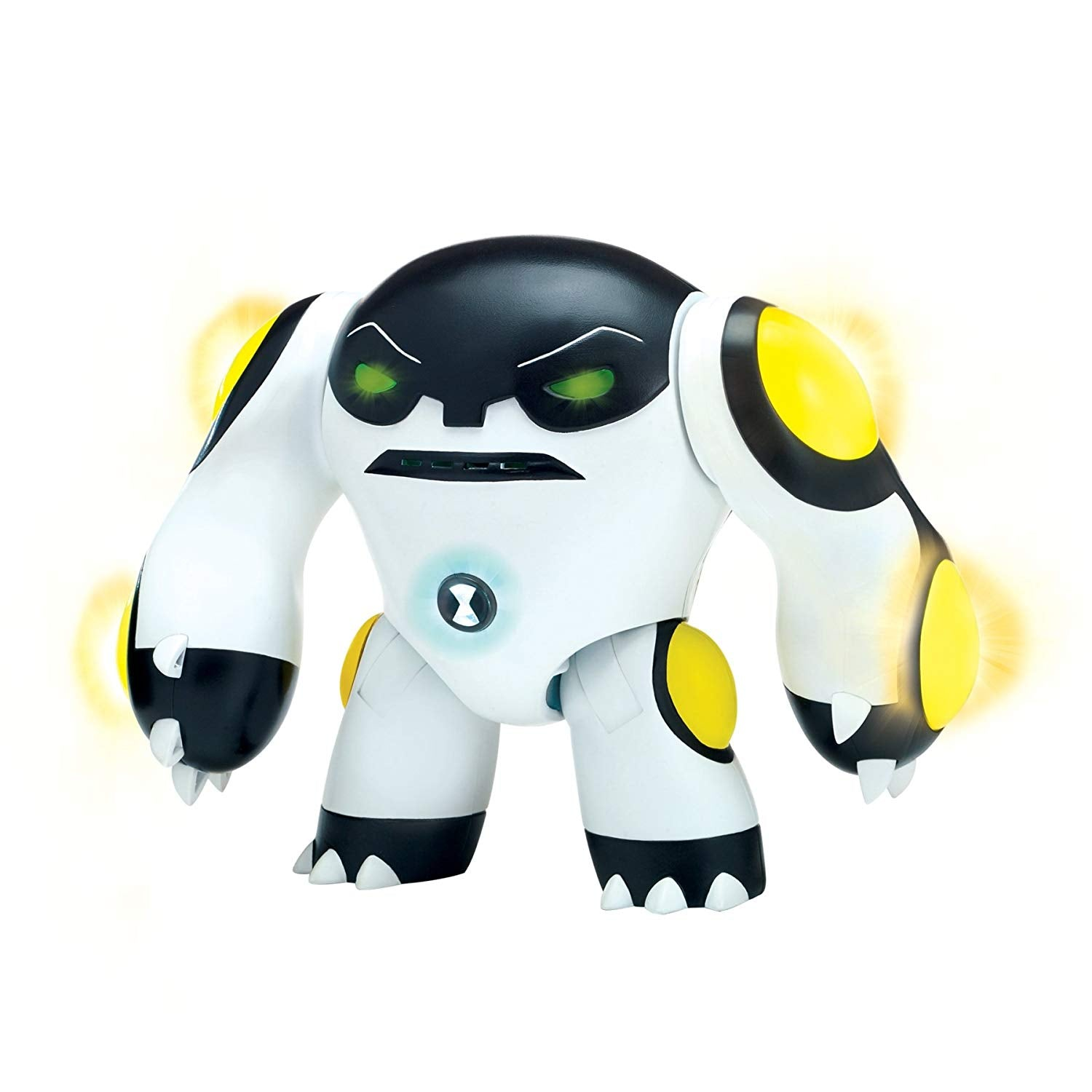Ben 10 Power Up Figure Cannonbolt